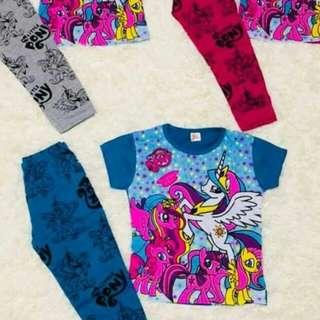 Pony pyjamas