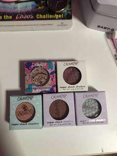 BNIP Colourpop Super Shock Eyeshadow