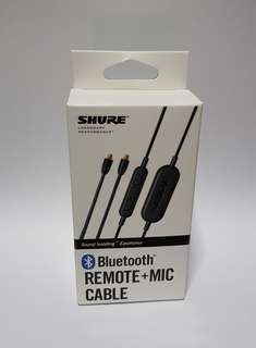 Shure MMCX Bluetooth cable (RMCE-BT1 )