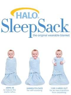 [清倉特價] 睡袋 HALO美國 sleepsack Size S BB 嬰兒