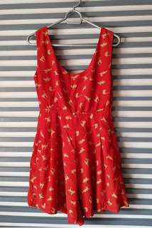 Folded and Hung - Romper