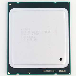 🚚 Intel® Core™ i7-3820 Processor 10M Cache, up to 3.80 GHz