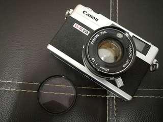 Canon rangefinder Canonet QL19 G-lll