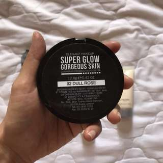 Superglow Highlighter Dull Rose