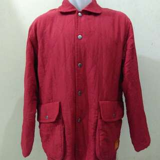 Issey Miyake Hai Sporting Gear Quilted Jacket