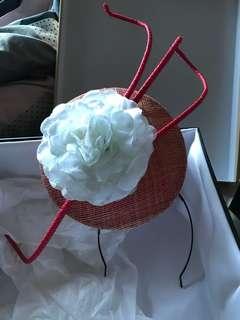 Reuben & rose headpiece