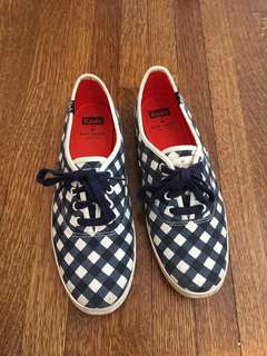 Kate Spade and Keds Size 9 Sneakers