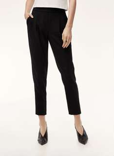 Aritzia Babaton Pant Trousers in Black