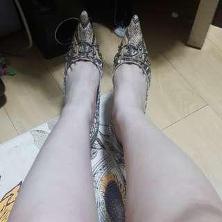 Authentic Just Cavalli stiletto pump shoes