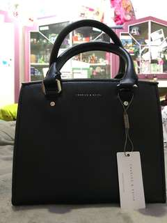 Charles & Keith Original Bag New