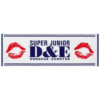 SUPER JUNIOR-D&E 赫海 銀赫 東海 a-nation 2018 'Hot Babe'樣式週邊商品預購 請勿下標
