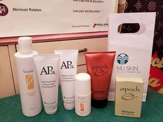 ✔🥇NU SKIN PRODUCTS (on Sale!!)