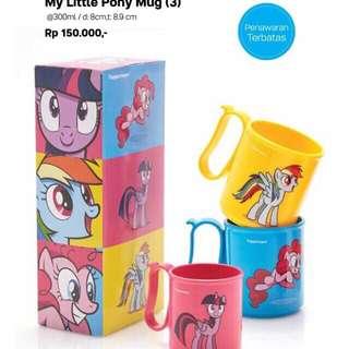Pony mug tupperware