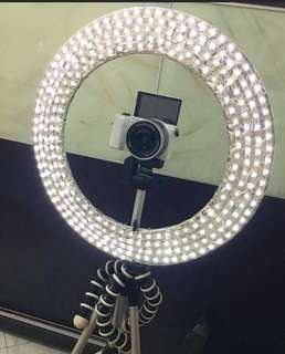 Ringlight handmade LED