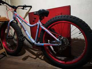 Trinx M516D size 26 x 4.0 fat bike