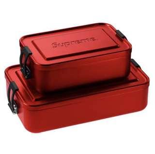 Supreme®/SIGG™ Metal Box