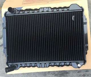 Toyota revo radiator for Diesel engine