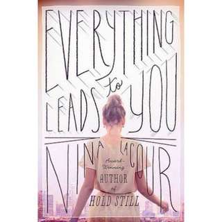 FREE! Everything leads to you (EPUB)