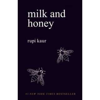 FREE! Milk and honey (epub)