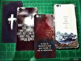 Customized Case/INTERCHANGEABLE CASE