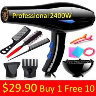 Hair dryer, Hairdryer