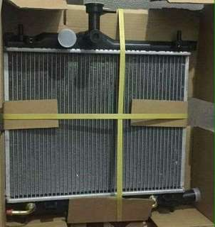 Hyundai i10 radiator assembly