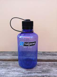 Purple Nalgene Water Bottle