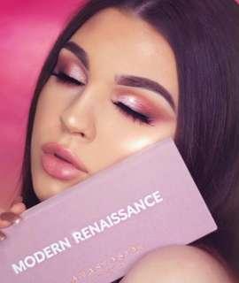 CLEARANCE❗️Modern Renaissance Anastasia Beverly Hills Eyeshadow Palette