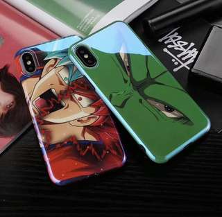 iPhone case 6,6P,7,7P,X (需訂購款式)