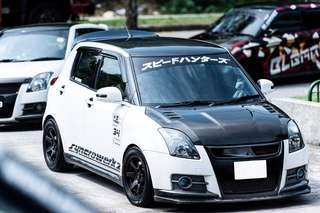 Suzuki Swift Sport Manual 1.6