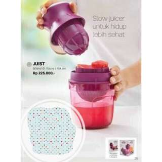 Juist purple tupperware sale