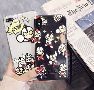 iPhone Case 7/7 Plus/6/6 Plus 需訂購款式