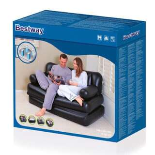 Bestway Sofa Bed with pump