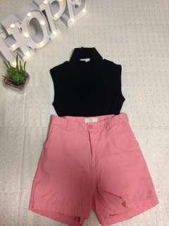 (Set) Bayo high-waisted shorts & a Top