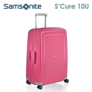 全新 Samsonite 行李箱 69公分四輪旅行箱-洋紅 25吋25寸