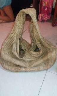 Tas kulit ular merk kamali original