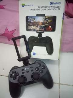 MYGT , BLUETOOTH WIRELESS UNIVERSAL GAME CONTROLLER.