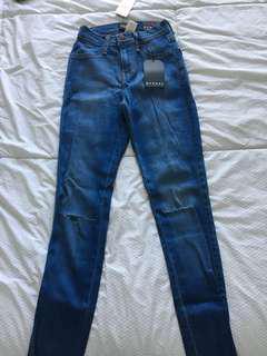 Medium Blue Wash Jeans (size 3)