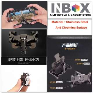 🚚 Metal Basic Version -Sharpshooter PUBG Controller