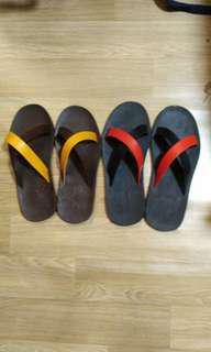 Beautiful criss cross sandals