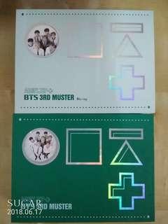 🚚 BTS 三期DVD 藍光版 全新已開封