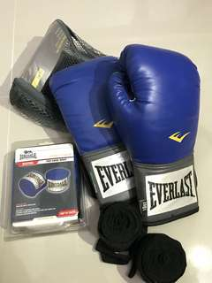 Boxing gloves (set)