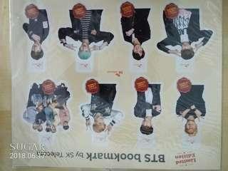 🚚 BTS 書籤