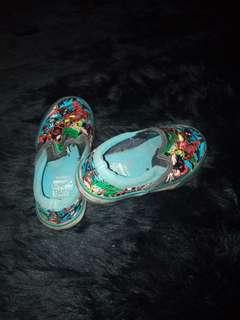 Marvel shoes / slip ons