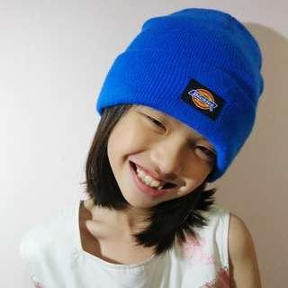 🚚 Dickies 毛帽 藍