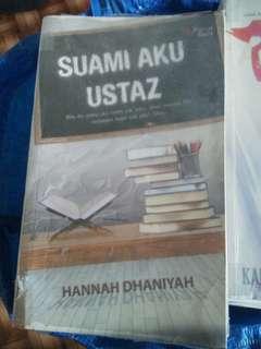 Suami Aku Ustaz - Hannah Dhaniyah