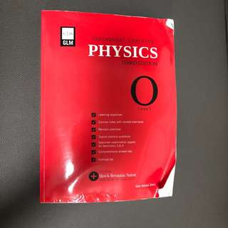 Pure physics glm assessment book