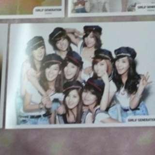 [CRAZY DEAL 90% OFF FROM ORIGINAL PRICE][READY STOCK]GIRLS GENERATION SNSD KOREA OFFICIAL PHOTO 1PC; ORIGINAL FR KOREA (PRICE NOT INCLUDE POSTAGE); POSLAJU:PENINSULAR AREA :RM10/SABAH SARAWAK AREA: RM15