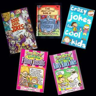 BOOK SELECTION: Jokes for Kids (& Adults too)