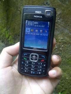 Nokia N70 normal jaya